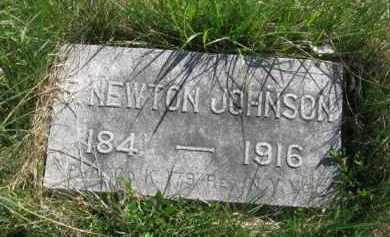 JOHNSON, FRANK JOHNSON - Hunterdon County, New Jersey | FRANK JOHNSON JOHNSON - New Jersey Gravestone Photos