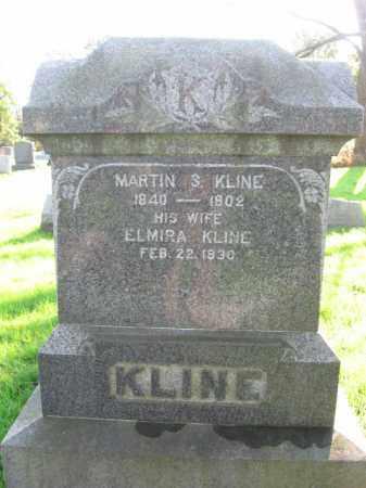 KLINE, MARTIN S. - Hunterdon County, New Jersey | MARTIN S. KLINE - New Jersey Gravestone Photos