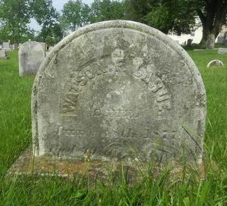 LARUE, WATSON F. - Hunterdon County, New Jersey | WATSON F. LARUE - New Jersey Gravestone Photos