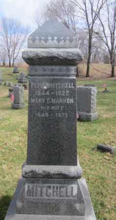 MITCHELL, PETER - Hunterdon County, New Jersey | PETER MITCHELL - New Jersey Gravestone Photos