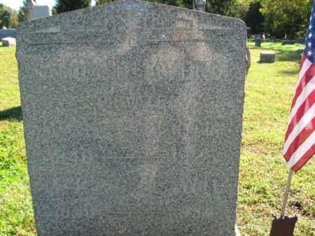 MYERS, AMOS C. - Hunterdon County, New Jersey | AMOS C. MYERS - New Jersey Gravestone Photos