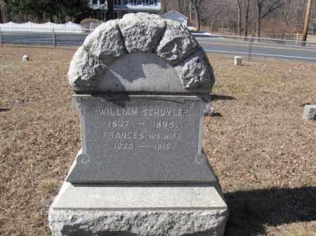 SCHUYLER, WILLIAM - Hunterdon County, New Jersey   WILLIAM SCHUYLER - New Jersey Gravestone Photos