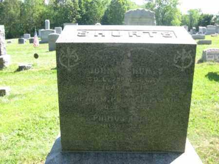 SHURTS, JOHN T. - Hunterdon County, New Jersey | JOHN T. SHURTS - New Jersey Gravestone Photos