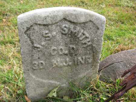 SMITH, JACOB S. - Hunterdon County, New Jersey | JACOB S. SMITH - New Jersey Gravestone Photos
