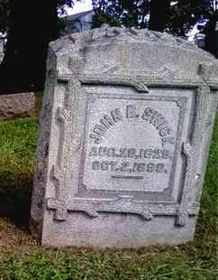 SWICK, JOHN B. - Hunterdon County, New Jersey | JOHN B. SWICK - New Jersey Gravestone Photos