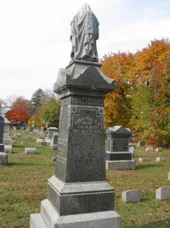 TODD,M.D., JOHN R. - Hunterdon County, New Jersey | JOHN R. TODD,M.D. - New Jersey Gravestone Photos