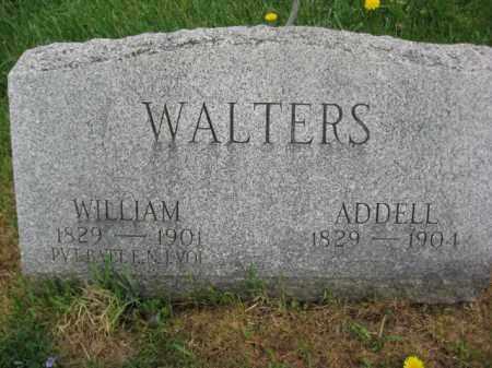 WALTERS, WILLIAM - Hunterdon County, New Jersey | WILLIAM WALTERS - New Jersey Gravestone Photos