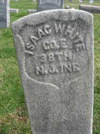 WHITE, ISAAC - Hunterdon County, New Jersey | ISAAC WHITE - New Jersey Gravestone Photos