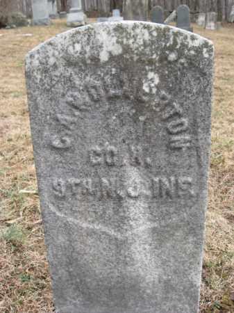 WOLVERTON, CHARLES A. - Hunterdon County, New Jersey | CHARLES A. WOLVERTON - New Jersey Gravestone Photos