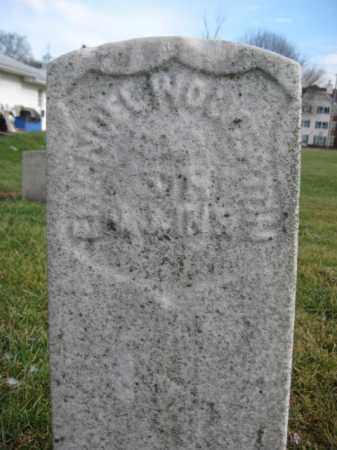WOLVERTON, EMANUEL - Hunterdon County, New Jersey | EMANUEL WOLVERTON - New Jersey Gravestone Photos