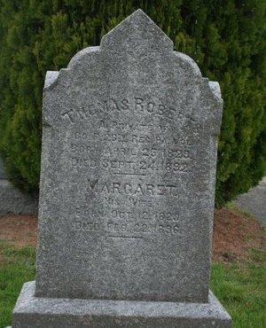 ROBERTS, THOMAS - Hunterdon County, New Jersey | THOMAS ROBERTS - New Jersey Gravestone Photos