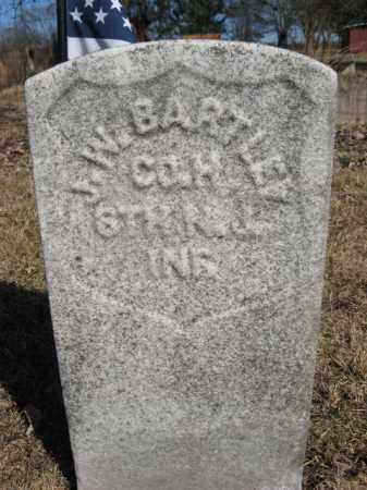 BARTLEY, JOHN W. - Mercer County, New Jersey | JOHN W. BARTLEY - New Jersey Gravestone Photos