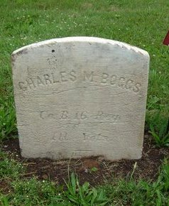 BOGGS, CHARLES M. - Mercer County, New Jersey | CHARLES M. BOGGS - New Jersey Gravestone Photos