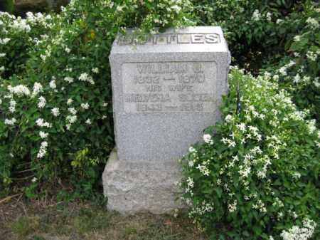 BOTTLES, WILLIAM J. - Mercer County, New Jersey | WILLIAM J. BOTTLES - New Jersey Gravestone Photos