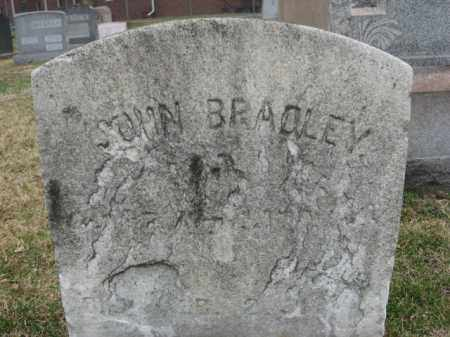 BRADLEY, JOHNJ - Mercer County, New Jersey   JOHNJ BRADLEY - New Jersey Gravestone Photos