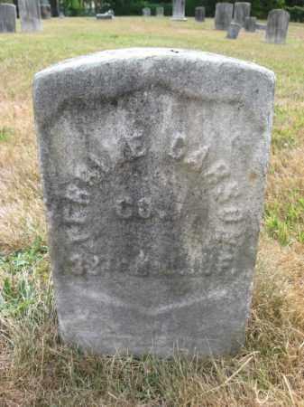 CARSON, PERRINE - Mercer County, New Jersey   PERRINE CARSON - New Jersey Gravestone Photos