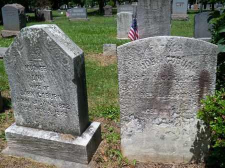 COBURN, JOHN - Mercer County, New Jersey | JOHN COBURN - New Jersey Gravestone Photos