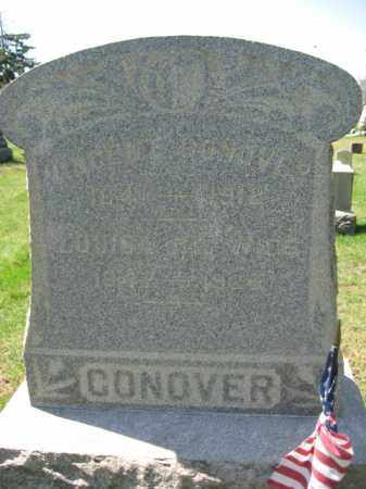 CONOVER, VINCENT - Mercer County, New Jersey | VINCENT CONOVER - New Jersey Gravestone Photos