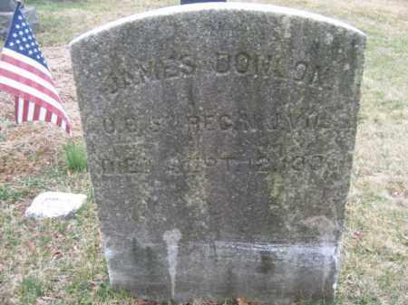 DONLON, JAMES - Mercer County, New Jersey | JAMES DONLON - New Jersey Gravestone Photos