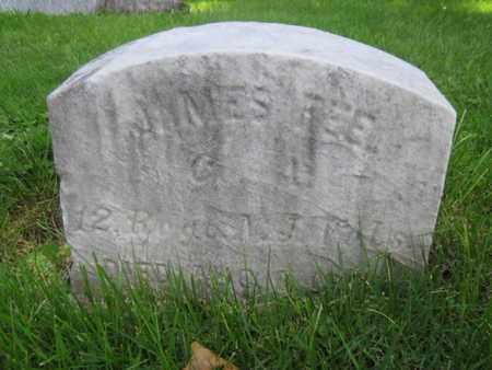 FEE, JAMES - Mercer County, New Jersey | JAMES FEE - New Jersey Gravestone Photos