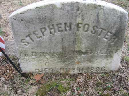 FOSTER, STEPHEN - Mercer County, New Jersey | STEPHEN FOSTER - New Jersey Gravestone Photos