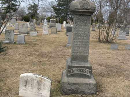 HENDRICKSON, DANIEL C. - Mercer County, New Jersey | DANIEL C. HENDRICKSON - New Jersey Gravestone Photos