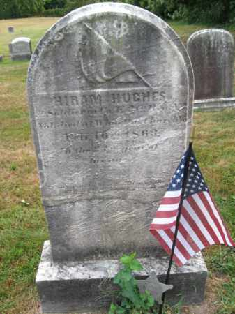 HUGHES, HIRAM - Mercer County, New Jersey   HIRAM HUGHES - New Jersey Gravestone Photos