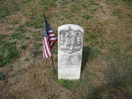 HUGHES, SIMEON - Mercer County, New Jersey   SIMEON HUGHES - New Jersey Gravestone Photos