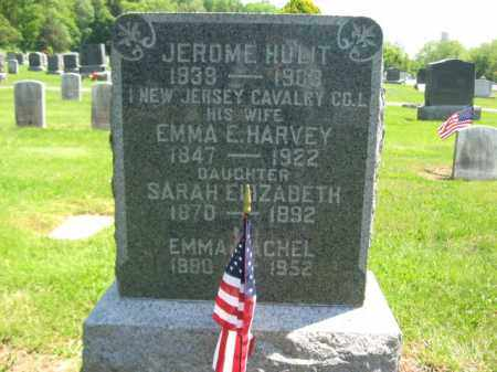 HULIT, JEROME - Mercer County, New Jersey | JEROME HULIT - New Jersey Gravestone Photos