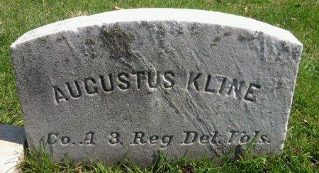 KLINE, AUGUSTUS - Mercer County, New Jersey | AUGUSTUS KLINE - New Jersey Gravestone Photos