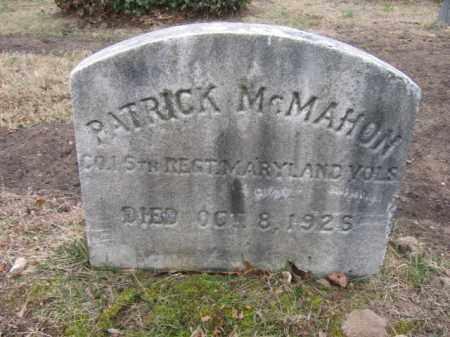 MCMAHON (MONLO), PATRICK - Mercer County, New Jersey | PATRICK MCMAHON (MONLO) - New Jersey Gravestone Photos