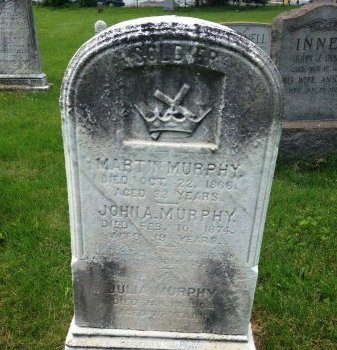 MURPHY, MARTIN - Mercer County, New Jersey   MARTIN MURPHY - New Jersey Gravestone Photos