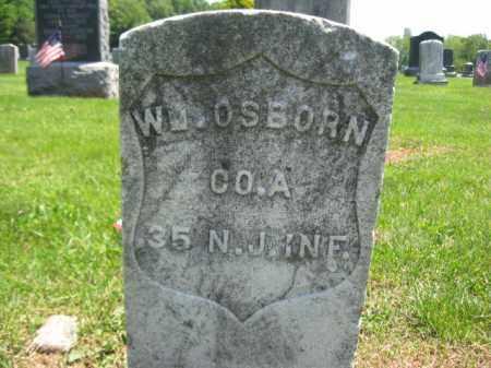 OSBORN, WILLIAM - Mercer County, New Jersey   WILLIAM OSBORN - New Jersey Gravestone Photos