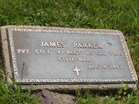 PARKER, JAMES - Mercer County, New Jersey | JAMES PARKER - New Jersey Gravestone Photos