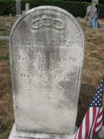 PEARSON, WILLIAM L. - Mercer County, New Jersey | WILLIAM L. PEARSON - New Jersey Gravestone Photos