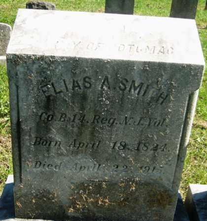 SMITH, ELIAS A. - Mercer County, New Jersey | ELIAS A. SMITH - New Jersey Gravestone Photos