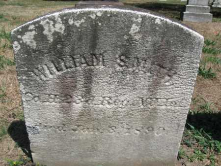 SMITH, WILLIAM - Mercer County, New Jersey | WILLIAM SMITH - New Jersey Gravestone Photos