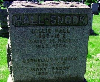 SNOOK, CORNELIUS H. - Mercer County, New Jersey | CORNELIUS H. SNOOK - New Jersey Gravestone Photos