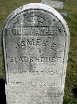 STACKHOUSE, JAMES E. - Mercer County, New Jersey | JAMES E. STACKHOUSE - New Jersey Gravestone Photos