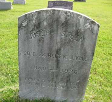 STEEN AKA STEVENS, JOSEPH - Mercer County, New Jersey   JOSEPH STEEN AKA STEVENS - New Jersey Gravestone Photos