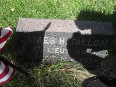 TALLON, JAMES H. - Mercer County, New Jersey | JAMES H. TALLON - New Jersey Gravestone Photos