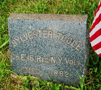 TOOLE, SYLVESTER - Mercer County, New Jersey | SYLVESTER TOOLE - New Jersey Gravestone Photos