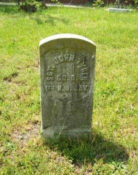TYNEN (TYNON), JOHN - Mercer County, New Jersey | JOHN TYNEN (TYNON) - New Jersey Gravestone Photos