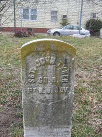 TYNEN (TYNON), SGT.JOHN - Mercer County, New Jersey | SGT.JOHN TYNEN (TYNON) - New Jersey Gravestone Photos