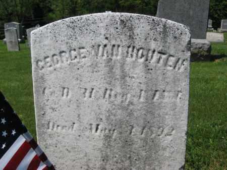 VAN HOUTEN, GEORGE - Mercer County, New Jersey   GEORGE VAN HOUTEN - New Jersey Gravestone Photos