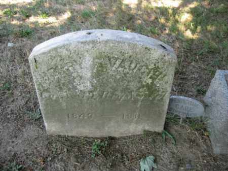 VAUGHN, HENRY F. - Mercer County, New Jersey | HENRY F. VAUGHN - New Jersey Gravestone Photos