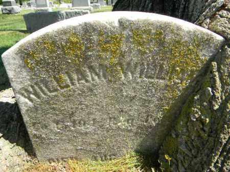 WILLIAMS, WILLIAM - Mercer County, New Jersey | WILLIAM WILLIAMS - New Jersey Gravestone Photos