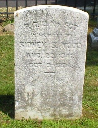 WOOD, SIDNEY S. - Mercer County, New Jersey | SIDNEY S. WOOD - New Jersey Gravestone Photos