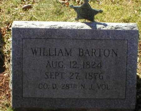 BARTON, WILLIAM - Middlesex County, New Jersey | WILLIAM BARTON - New Jersey Gravestone Photos