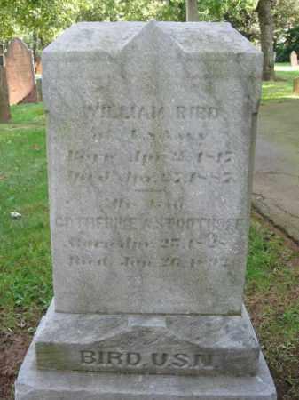 BIRD, WILLIAM - Middlesex County, New Jersey | WILLIAM BIRD - New Jersey Gravestone Photos